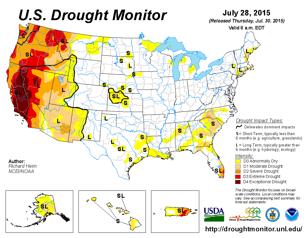 National Drought Monitor