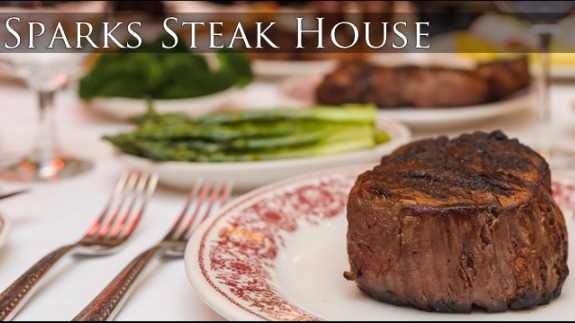 The Sparks Steak House Is A Steakhouse Restaurant Located At 210 East 46th Street In Midtown Manhattan New York City